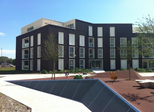 construction de 3 immeubles d 39 habitation et d 39 un parking souterrain bieri grisoni sa. Black Bedroom Furniture Sets. Home Design Ideas